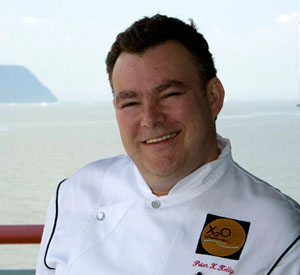 Chef Peter Kelly